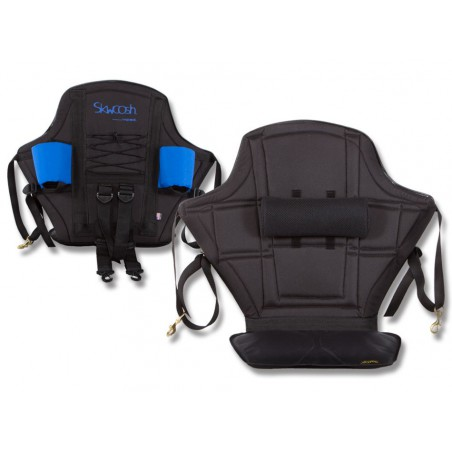 Asiento de Gel SKWOOSH Expedition + Lumbar + Bolsa