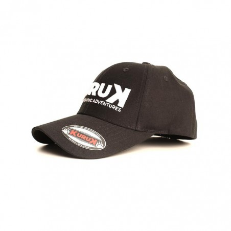 Gorra Trucker Black Patch