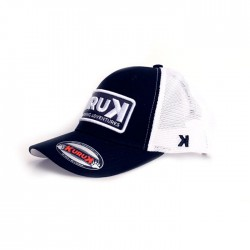 Gorra Trucker Dark Blue Patch
