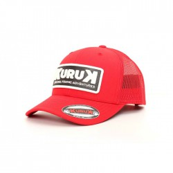 Gorra Trucker Red