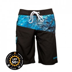 Boardshort Blue GT UPF50