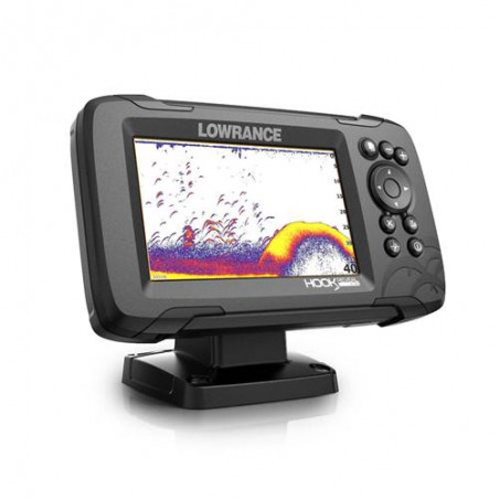 Sonda GPS-Plotter Lowrance Hook Reveal 5'' 83/200 HDI