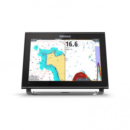 Sonda GPS-Plotter Simrad GO12 XSE Active Imaging 3-in-1