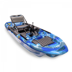Kayak Big Fish 103 Pedal Drive