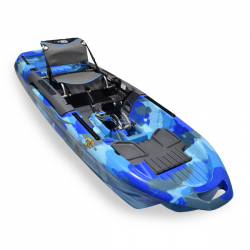 Kayak Big Fish 108 Pedal Drive