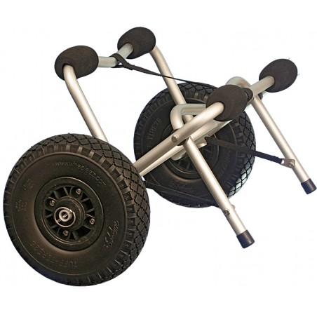 Carrito Kayak Cart Wheeleez 26x7,6cm